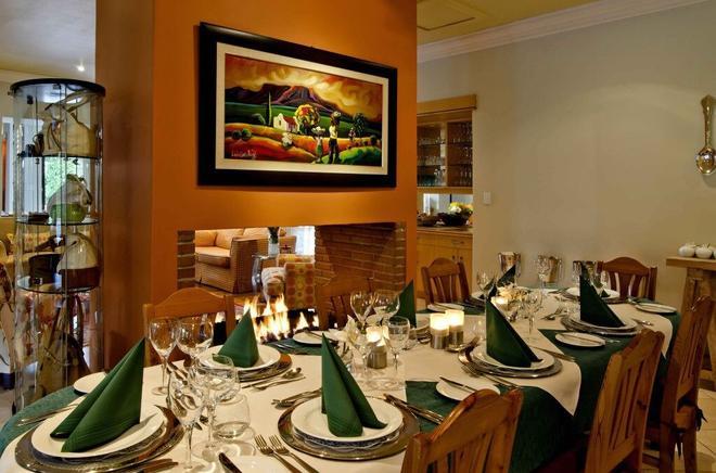 施耐德精品飯店/旅館 - 懷特河 - 餐廳