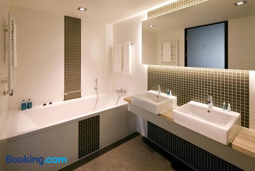 Fletcher Wellness-Hotel Stadspark - Bergen op Zoom - Bathroom