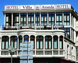 Hotel Villa de Aranda - Аранда-де-Дуеро - Building