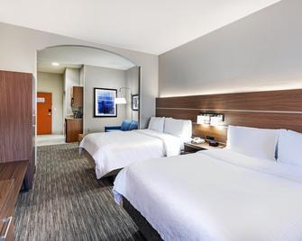 Holiday Inn Express & Suites Pryor - Pryor - Schlafzimmer