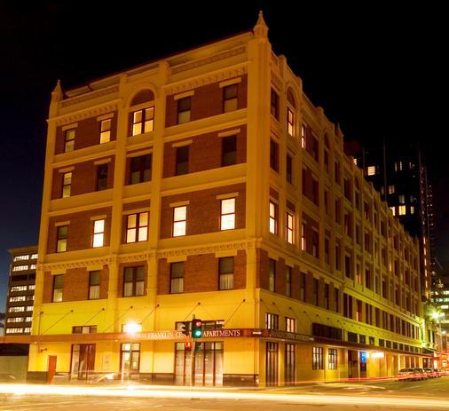 Franklin Apartments - Adelaide - Bâtiment