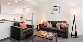 Franklin Apartments - Adelaide - Phòng khách