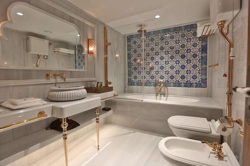 Ajwa Hotel Sultanahmet - Κωνσταντινούπολη - Μπάνιο