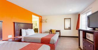 Motel 6 Pendleton, Or - West - Pendleton - Yatak Odası