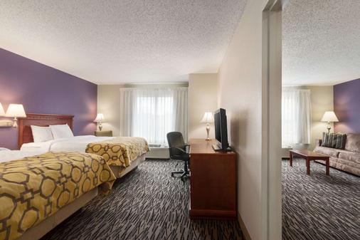 Baymont by Wyndham Springfield I-44 - Springfield - Bedroom