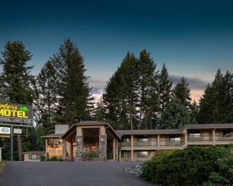 Timbers Motel - Bigfork - Будівля