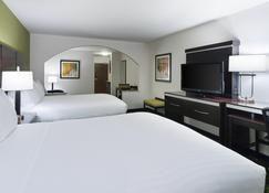 Holiday Inn Express Stroudsburg - Poconos, An IHG Hotel - Stroudsburg - Slaapkamer