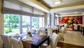 Best Western Hotel Portos - Varsovia - Restaurante