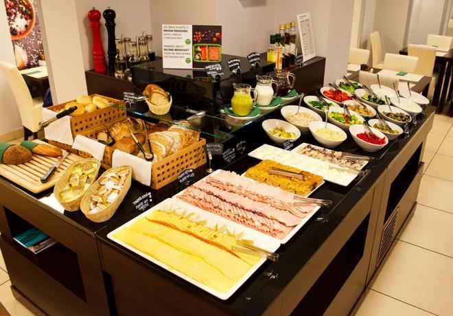 Best Western Hotel Portos - Warsaw - Buffet