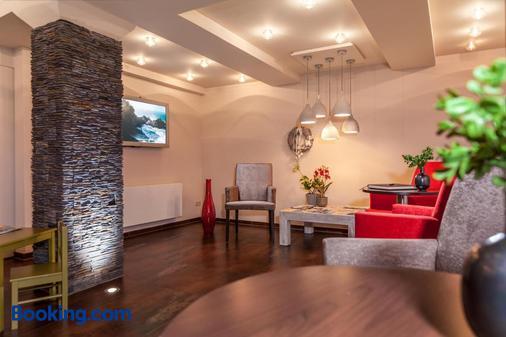 Altstadt Hotel - Freiberg - Living room