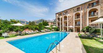 Hotel Ca'l Bisbe - Sóller - Piscina