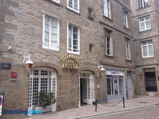 伊莉莎白酒店 - 聖馬洛 - 聖馬洛 - 建築