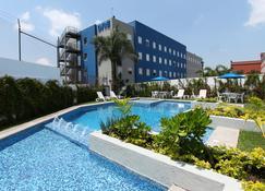 丸庫埃納瓦卡酒店 - 庫埃納瓦卡 - 庫埃納瓦卡 - 游泳池
