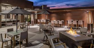 聖地亞哥德瑪萬豪酒店 - 聖地牙哥 - 聖地亞哥 - 餐廳