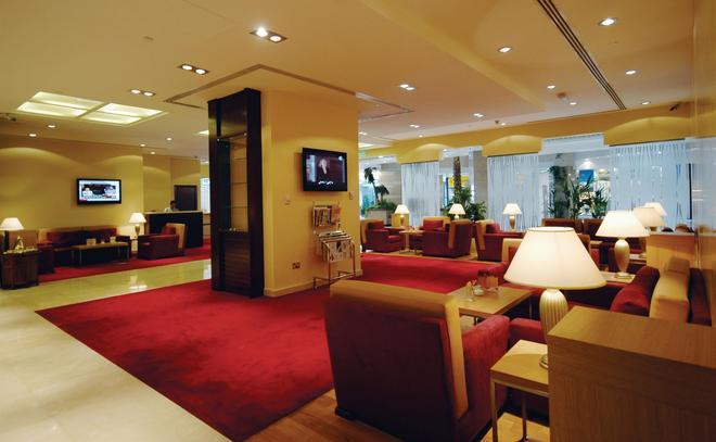 Golden Tulip Sharjah - Schardscha - Lobby