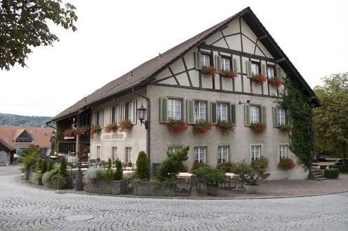 Landgasthaus Zum Hirschen - Gebenstorf - Building