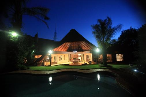 Andante Lodge - Pretoria - Pool