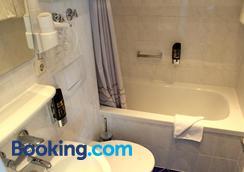 Hotel Wallis - Munich - Phòng tắm