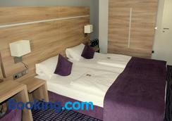 Hotel Wallis - Munich - Phòng ngủ