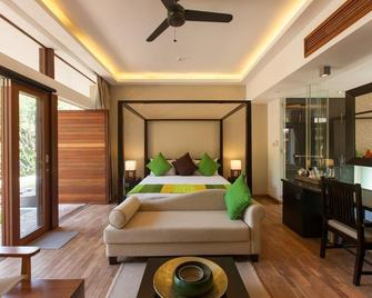 Le Relax Luxury Lodge - La Digue Island - Bedroom