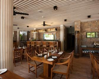 Le Relax Luxury Lodge - La Digue Island - Restaurant