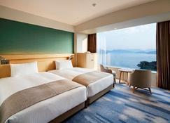 Grand Prince Hotel Hiroshima - Hiroshima - Habitación