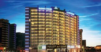 فلورا كريك ديلوكس هوتل أبارتمنتس - دبي - مبنى