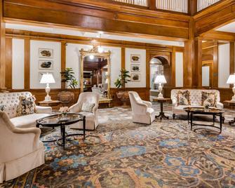 Best Western Plus Windsor Hotel - Americus - Lounge