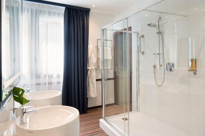 總統星際酒店 - 吉那歐 - 熱那亞 - 浴室
