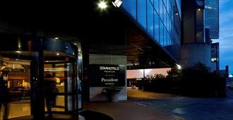 Starhotels President - Genua - Gebouw