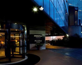 Starhotels President - Генуя - Building