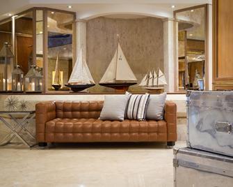 Starhotels President - Γένοβα - Σαλόνι ξενοδοχείου