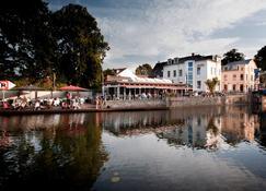 Hotel Und Restaurant Fackelgarten - Plau am See - Außenansicht