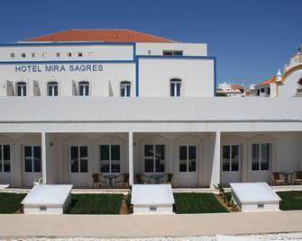 Hotel Mira Sagres - Vila do Bispo - Edificio