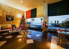 Hotel Miramar - Arrecife - Lobby