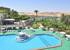 Basma Hotel Aswan - Aswan - Pool