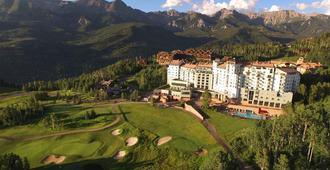 The Peaks Resort And Spa - Telluride - Κτίριο