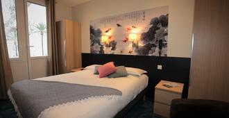 Hotel Pavillon Imperial - מאהטו - חדר שינה