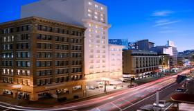 泰姬陵坎普頓廣場酒店 - 三藩市 - 舊金山 - 建築