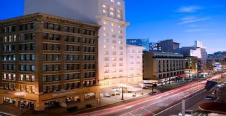 Taj Campton Place - סן פרנסיסקו - בניין