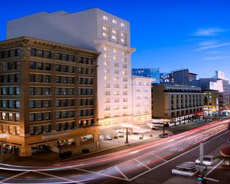 Taj Campton Place - San Francisco - Budynek