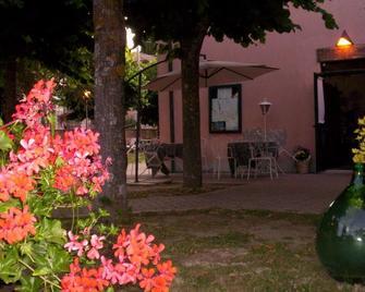 I Tre Rioni - Castiglione d'Orcia - Patio