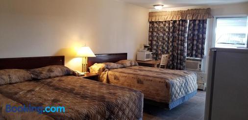 塔拉觀景旅館 - 辛頓 - 欣頓 - 臥室