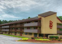 Red Roof Inn Chapel Hill - UNC - Durham - Edificio