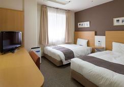 Comfort Hotel Osaka Shinsaibashi - Osaka - Bedroom