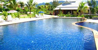拜縣阿拉渡假村 - 拜城 - 拜縣 - 游泳池