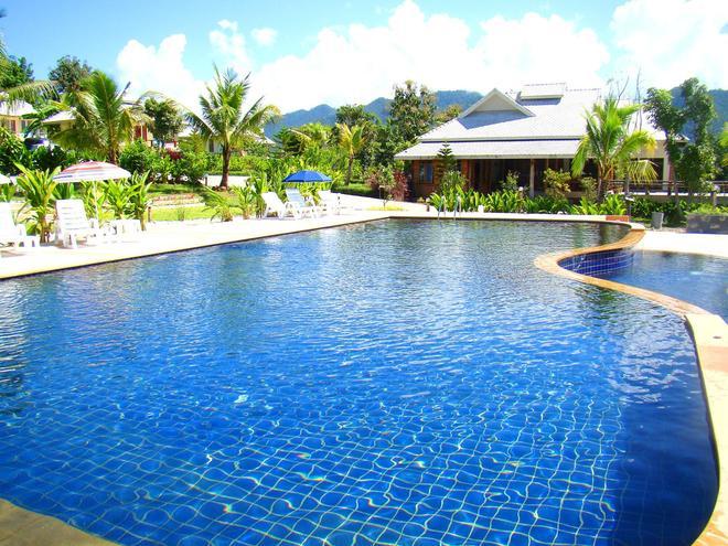 Pai Iyara Resort - Pai - Pool