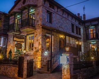 Filoxenia 1&2 - Agios Athanasios - Building