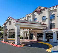 Hampton Inn-Anchorage