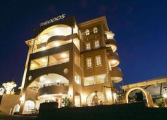 Theodos Lodge Hotel By Hansa - Batroûn - Building
